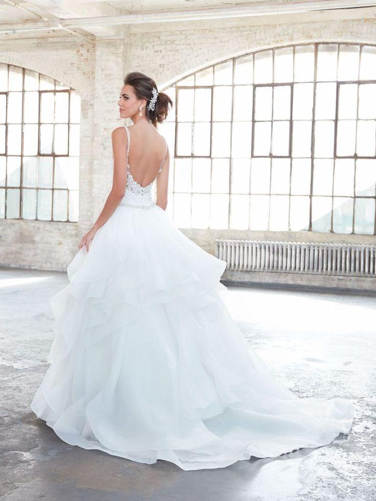 Perfect BridalPulse u Madison James Bridal Spring Wedding Dresses Follow BridalPulse for more wedding