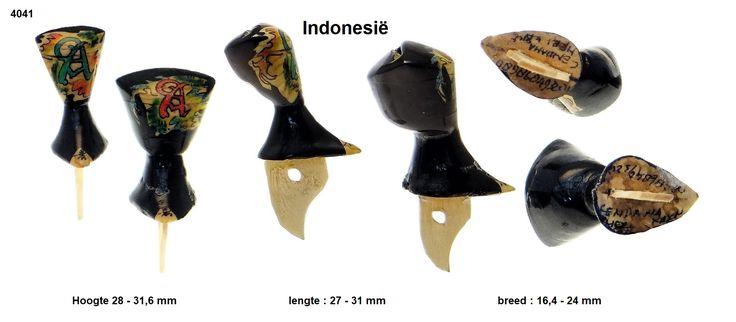 No : 115 - 4041  Indonesië