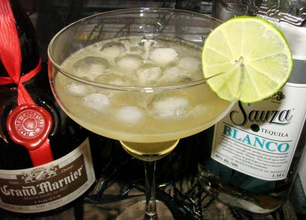 The Skinnygirl Margarita - Bethenny Frankel from Food.com:   Bethenny Frankel is from The Real Housewives of New York City. She is also a natural food chef and is famous for creating this margarita, She likens this to the traditional Mexican Margarita and insists that you won't get a hangover with the clear tequila :). Enjoy!
