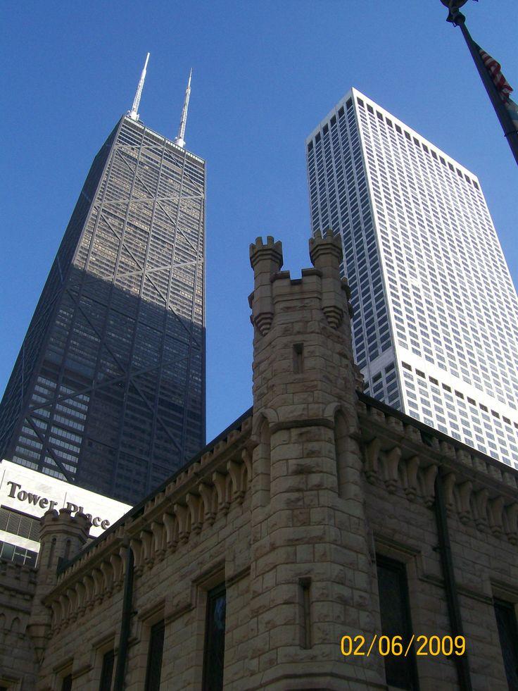 John Hancock Tower- Chicago, IL