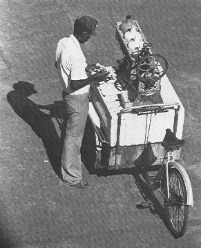 Hernan Diaz, Fotografos| ColArte | Colombia Pregonero de Raspados, 1961