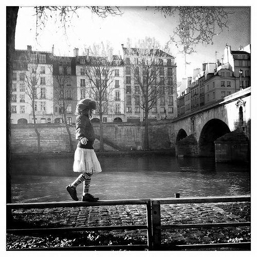 Promeneurs #7 * Berges de la Seine * Paris