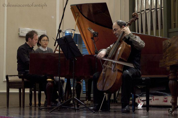 I Mercoledì del Conservatorio - Coin - Bonino 20/03/2015