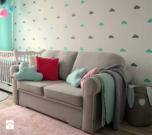 Pokój dziecka styl Skandynawski - zdjęcie od dekoratoramator.pl