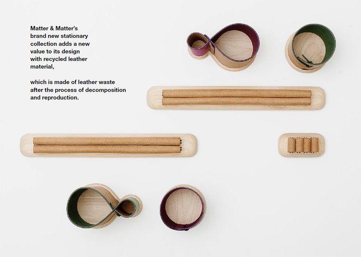 SWBK » Matter&Matter's Stationery Collection 2014