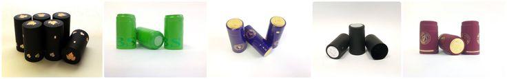 Красивая защита  Чтобы защитить вино от подделки сделав бутылку более привлекательной? Раньше виноделы использовалы для этого корковую пробку залитую сургучом. Сверху они ставили печать-клеймо для идентификации производителя, приватной марки винодела. http://privatnamarka.com/category/butylochnaja-probka/ Благодаря соременным технологиям мы имеем термоусадочные колпачки для винных бутылок из полимерной пленки. Они позволяют защитить бутылку от случайного вскрытия.