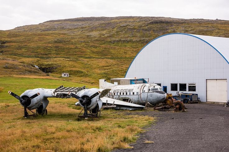 Hnjótur Aviation Museum displays a collection of remarkable items related to the…