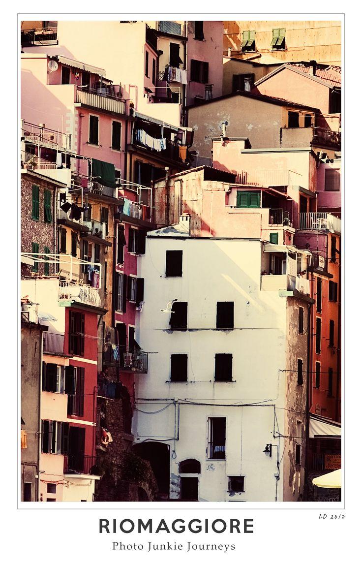 Travel - Riomaggiore Italy