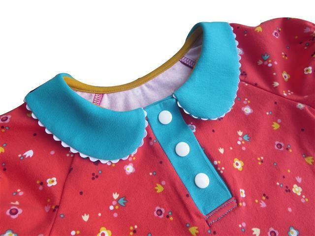 klimperklein: Ein echtes Mädchenkleid