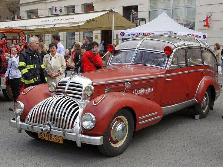 Superbe 1941 Horch 853 Sportcabriolet / DO YOU LIKE VINTAGE? Antique CarsVintage  CarsFiretruckClassic ...