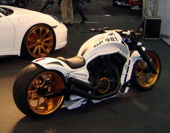 GP 981 Harley