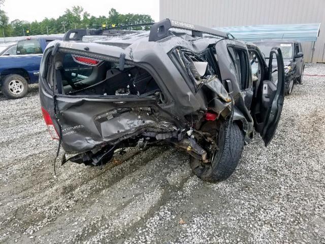 2007 Nissan Pathfinder Le Nissan Pathfinder Nissan Car Crash