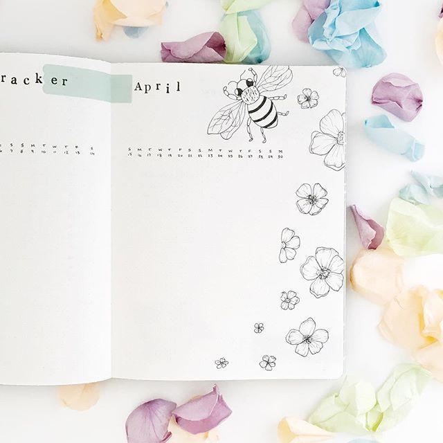 Habit Tracker April Do You Use Habit Trackers Too Ihr Konnt