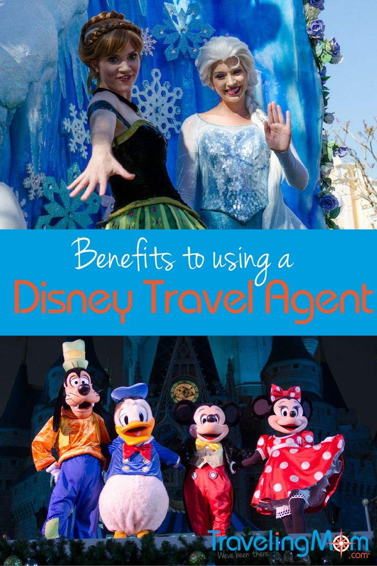 Not quite up to the task of planning a Disney vacation on your own? Booking with a Disney travel agent can remove some uncertainty and add pixie dust to the process. Here's why using an agent can make sense for your next Walt Disney World vacation - and even save you money!