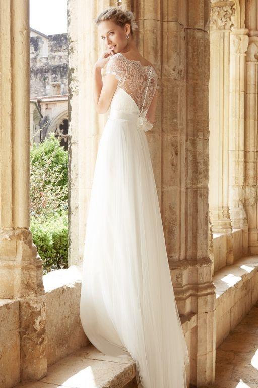 Robe de mariée Raimon Bundo Versailles