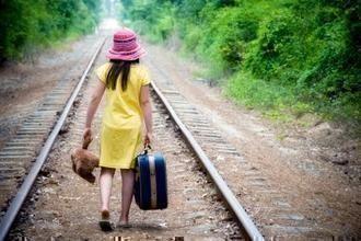 Lâcher prise. Tout quitter. Partir loin. Sara nous donne les ailes de la liberté avec sa playlist ► http://soundsgoood.com/playlist/carnets-de-voyage