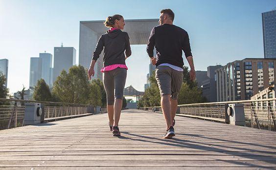Marche sportive : combien de temps marcher pour perdre du poids ?