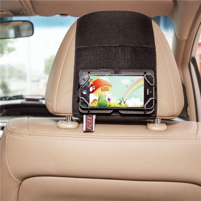 Universal Smartphone & Tablet PC Halterung Kopfstütze Halterung Auto für…