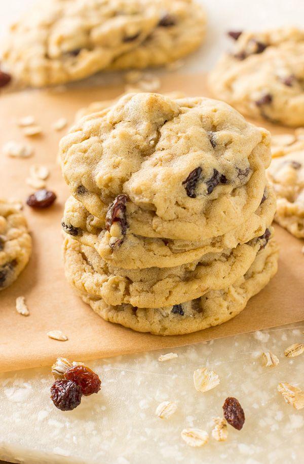 sun maid oatmeal raisin cookies