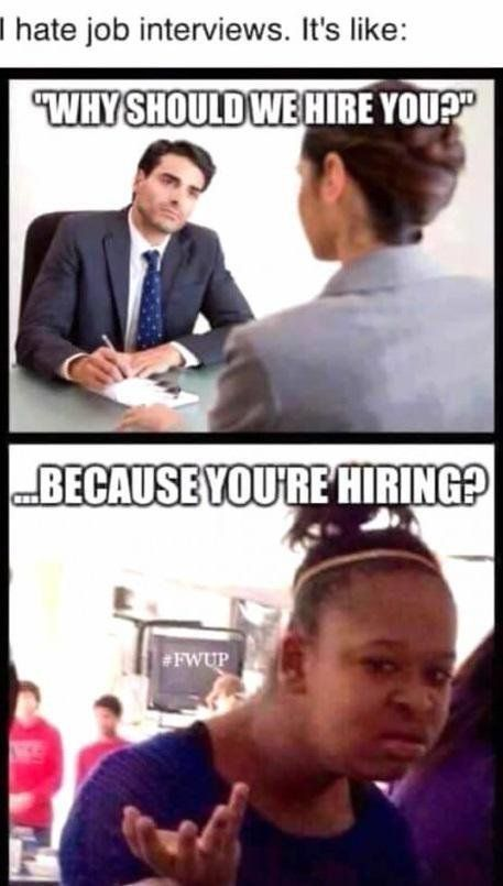 19 Pictures That Sum Up How Absolutely Ridiculous It Is Finding A Job