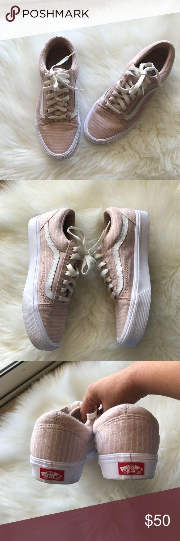 Vans Old Skool Lite Stripe Sneaker Vans Old Skool Lite