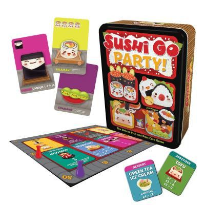 Sushi Go Party! (Pre-Order)