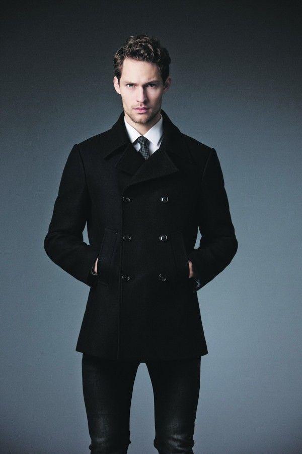 Tailored Pea Coat