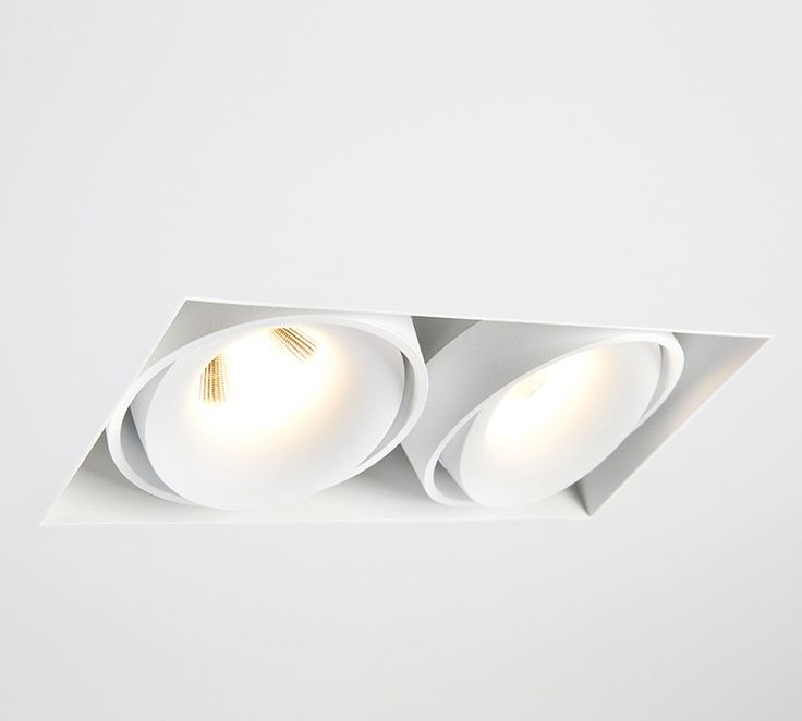 Mini ritm trimless for Smart rings LED by Modular Lighting Instruments