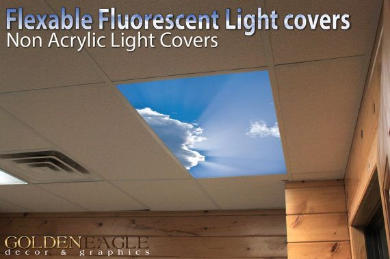 1000 Ideas About Fluorescent Light Covers On Pinterest