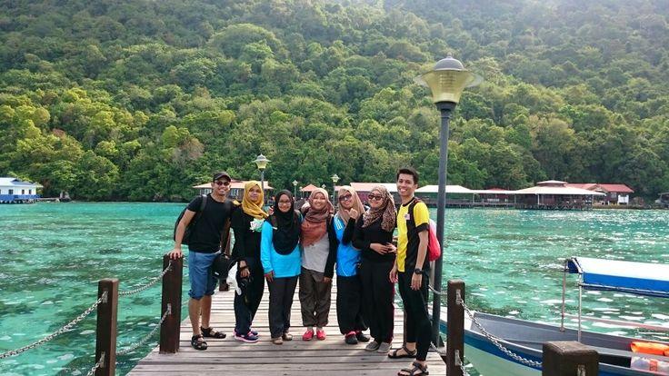 Bohey Dulang Island, Semporna, Sabah