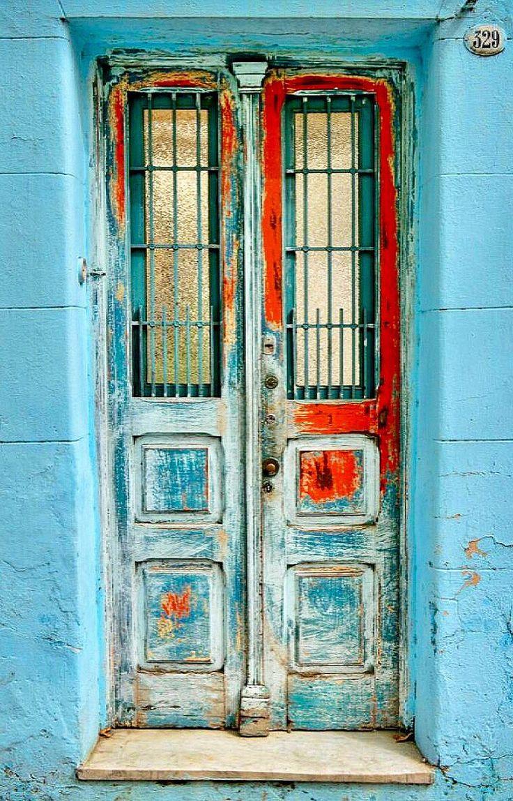 Las 25 mejores ideas sobre puertas recicladas en pinterest for Puertas recicladas