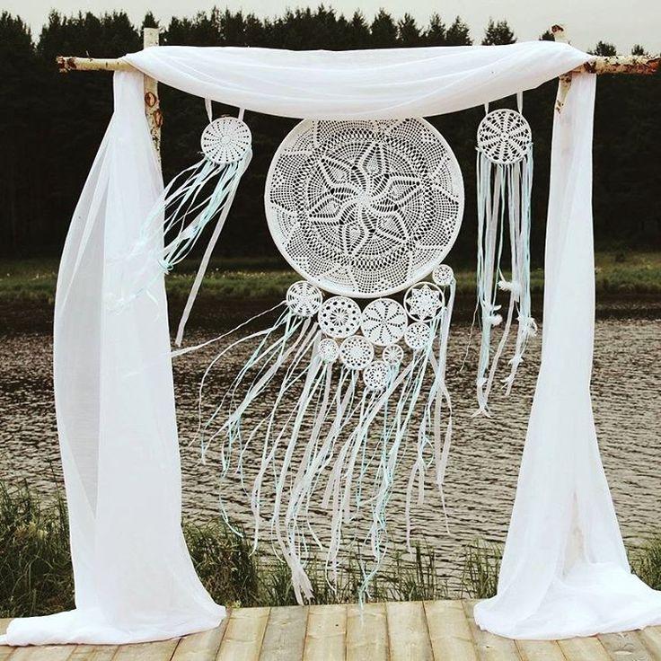Свадебный дизайн и декор (@fleurdelyswedding) в Instagram: «Невесомо и нежно.. Пяльца просто прекрасны в свадебном декоре #идеидлявдохновения…»