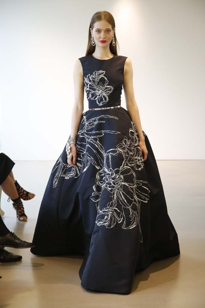 Oscar de la Renta Resort 2015 - Slideshow - Runway, Fashion Week, Fashion Shows, Reviews and Fashion Images - WWD.com