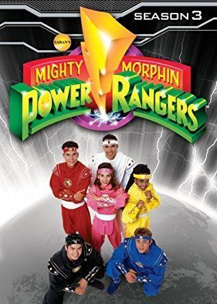 Richard Steven Horvitz & Amy Jo Johnson & Terence H. Winkless-Mighty Morphin Power Rangers: Season 3