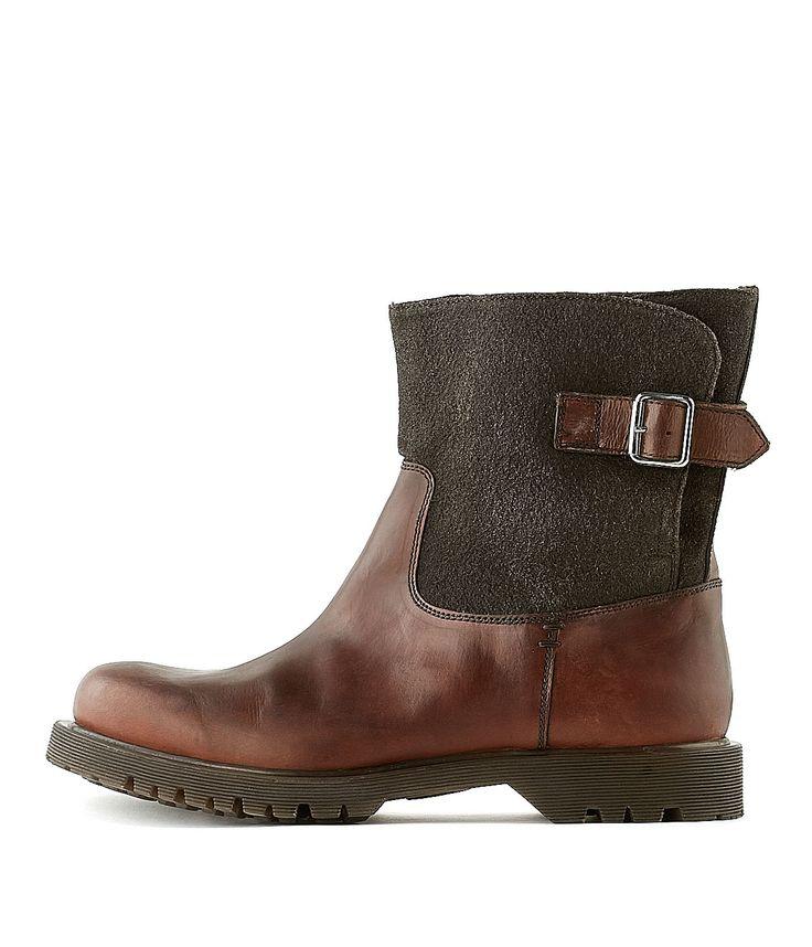 PANTOFOLA D'ORO | Stiefel R30M MORO Men | Rossi&Co #pantofoladoro #boots #men #brown  #shop #online #männer #herren #mode #boyfriend #present #ideas #inspiration #shoes #winter #stiefel