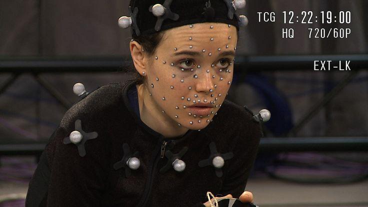 Willem Dafoe Ellen Page