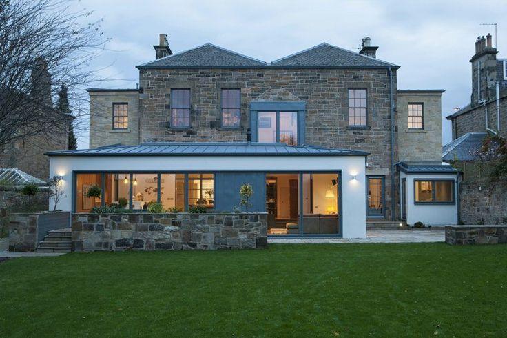 17 best images about extensions de petites maisons on for Extension maison 73