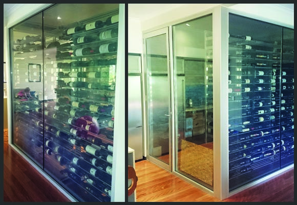 Glass Wine Cellars - www.voodooglass.com.au