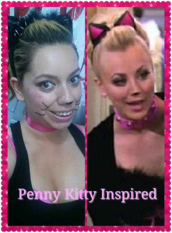 Penny (The Big Bang Theory) Kitty Inspired