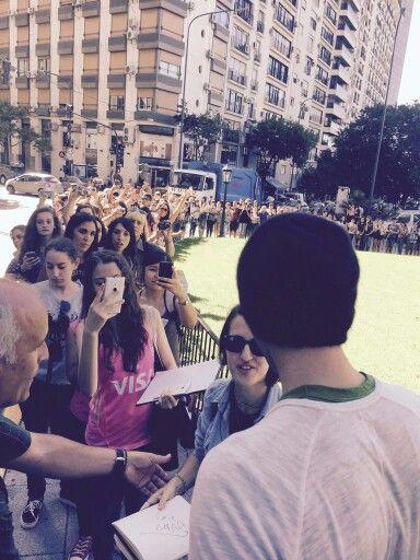 Chris en Buenos Aires