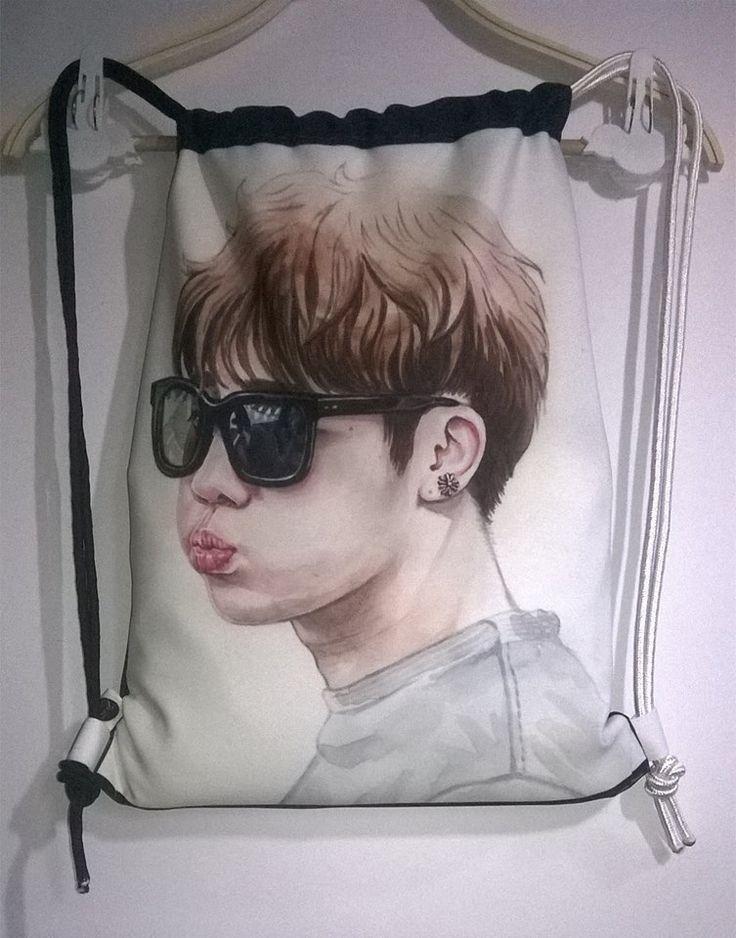 Drawstring Bag INFINITE