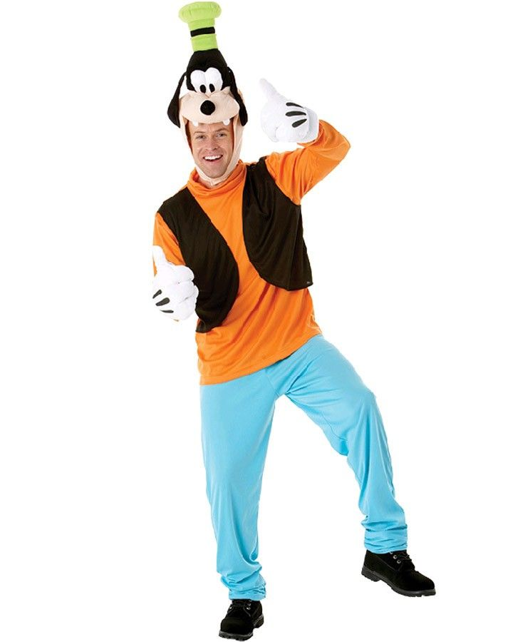 Disney Goofy Mens Costume