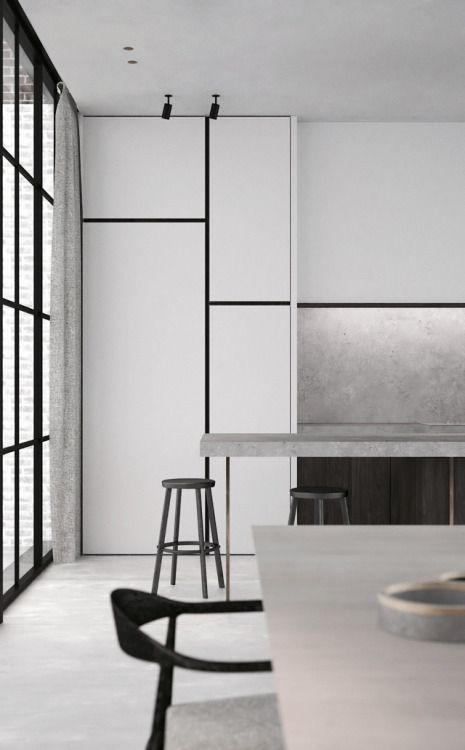 found by hedviggen ⚓️ on pinterest | kitchen | interior design | interior styling | walls | floor | modern | minimal | clean |  wood  |Life on Sundays
