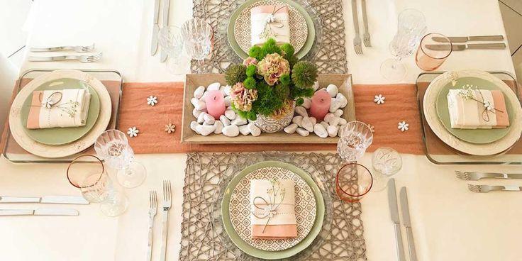 Pink&Mint Table Colazioni Mie by Silvia Lo Surdo LA CASA IN ORDINE -IL Giornale.it