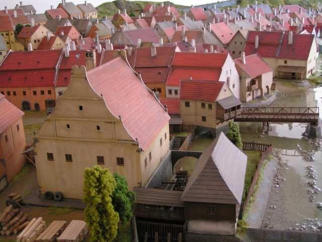 Jewish quarter in Třebíč, Czechia. A part of UNESCO World Heritage Site. #jewish #quarter #czechia