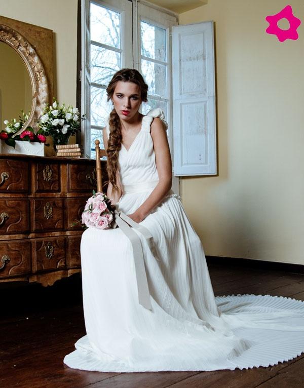 Vestidos de novia de Jorge Vázquez 2012 #boda #vestidos