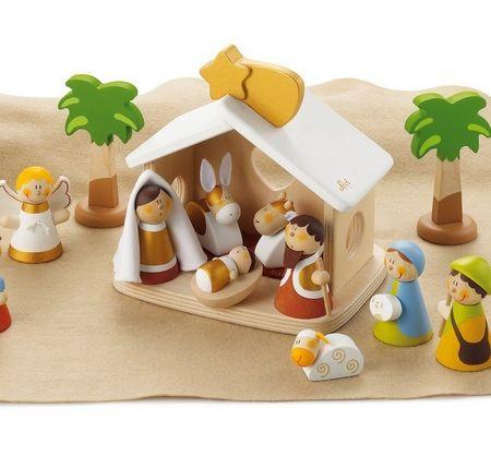 Large Nativity Scene by Sevi