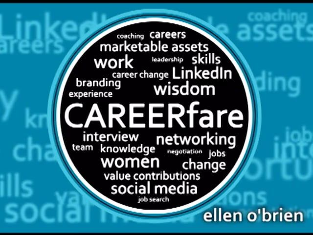 New CAREERfare Show Opening (thanks To Kate Tormey, And The Gods/goddesses  Of Career And Creativity!