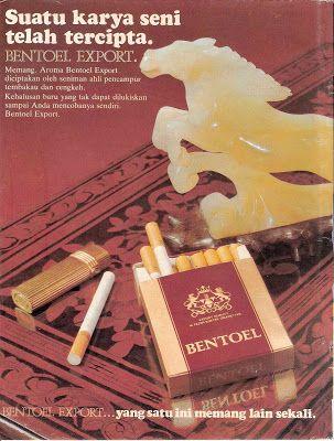 JUAL IKLAN JADUL: Iklan Rokok