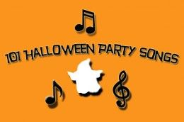 101 Halloween Party Songs